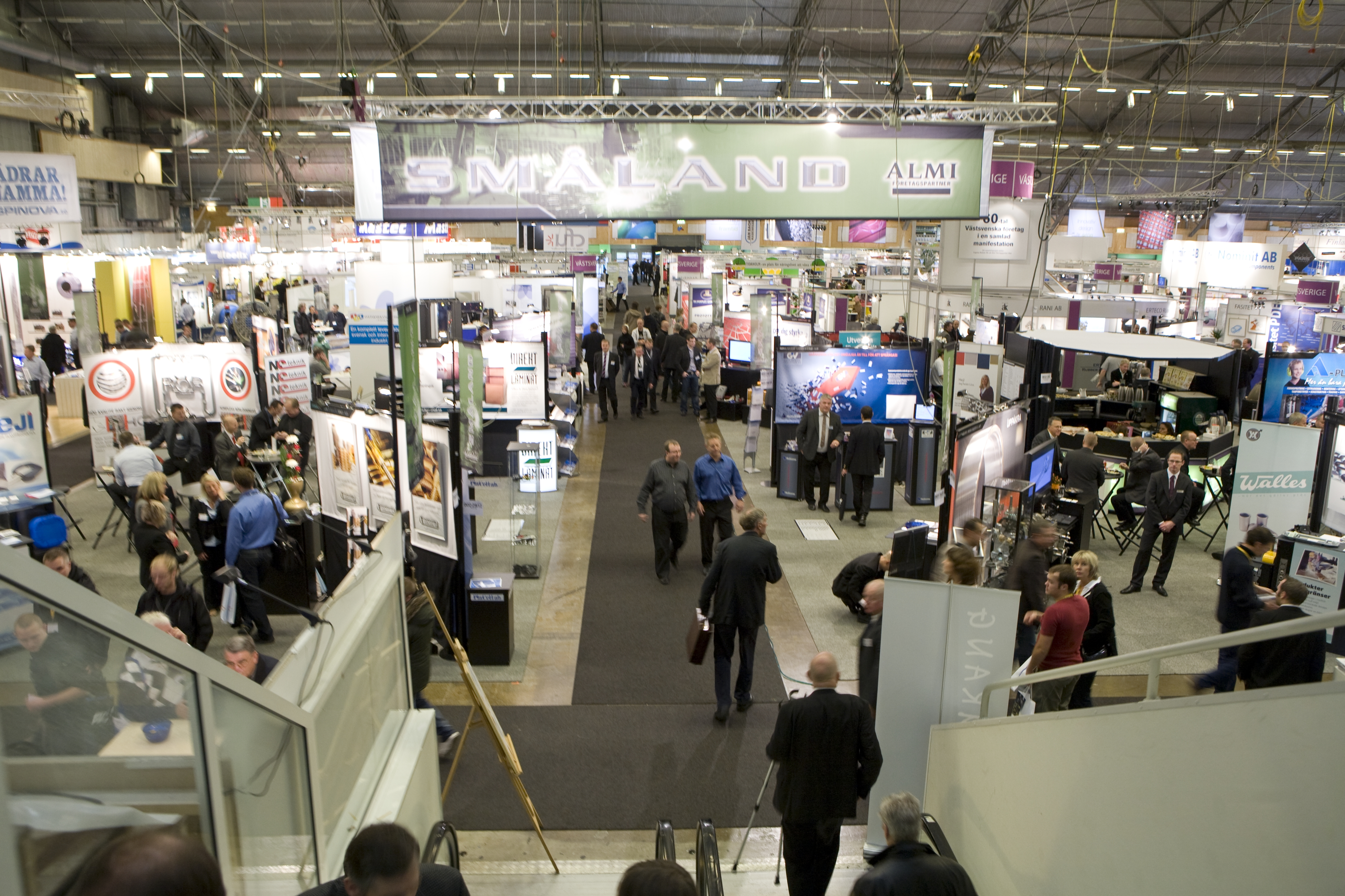 Leading trade fair in the Nordic countries in the...