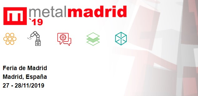 MetalMadrid is the leading annual industrial show tailored...