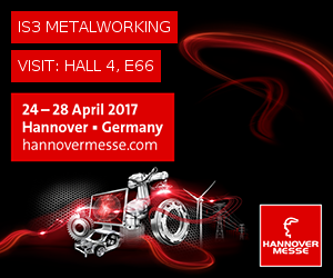 Visit us at the biggest industrial show in Europe!